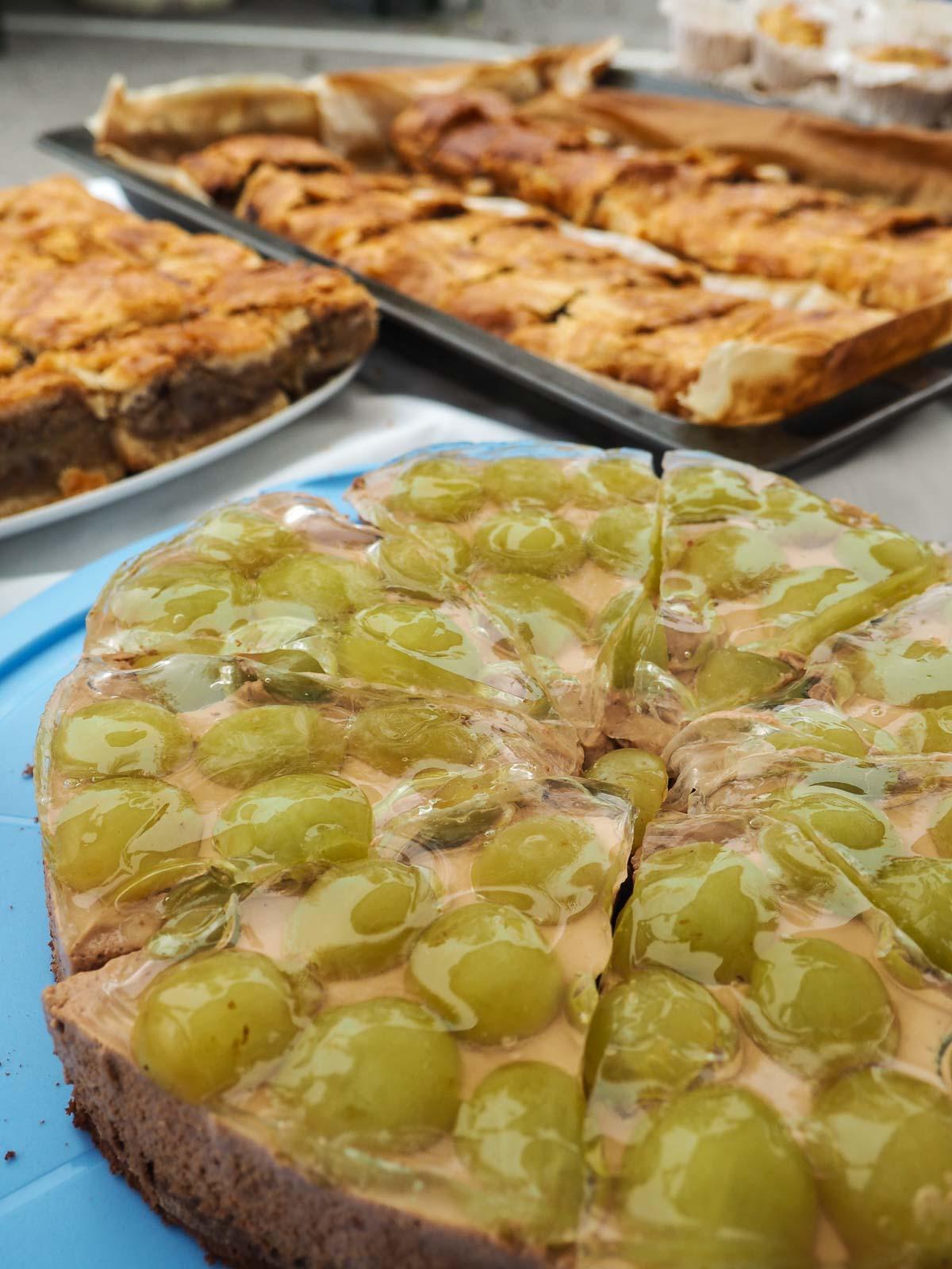 Apfelkuchen-Apfelfest