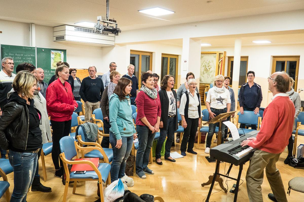 Probe Gemischter-Chor-Kirchbach