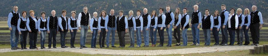 Mitglieder Gemischter Chor Kirchbach