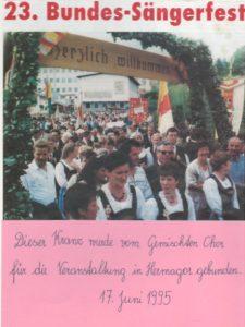 Fasching in Kirchbach und weitere Auftritte