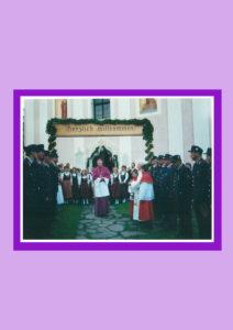 FIRMUNG IN KIRCHBACH – AUSFAHRT NACH MARIA FEICHT